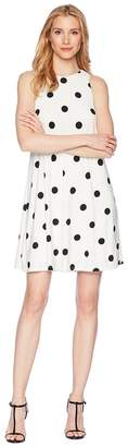 Lauren Ralph Lauren Peninsula Dot Suzan Dress Women's Dress