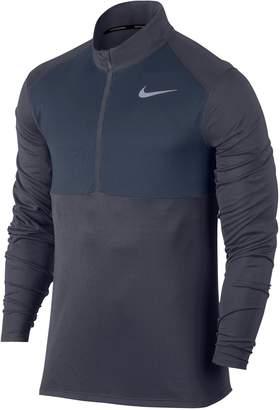 Nike Men's Running Core Dri-FIT Half-Zip Performance Pullover