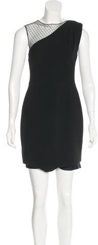 Saint LaurentSaint Laurent Sequined Mini Dress