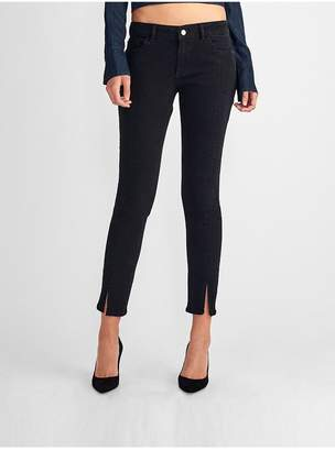DL1961 Margaux Mid Rise Ankle Skinny | Banks