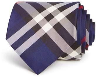 Burberry Clinton Check Classic Tie