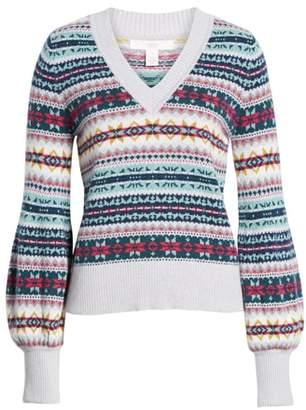 1901 Fair Isle Cotton Wool Sweater