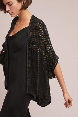 Bl-nk Selena Embellished Kimono