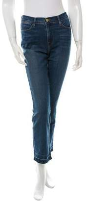Frame Le High Straight-Leg Jeans w/ Tags