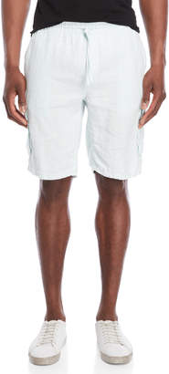Onia Tom Linen Cargo Shorts