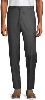 Incotex Matty Bird's Eye Wool Pants