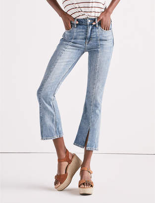 Lucky Brand BRIDGETTE HIGH RISE MINI BOOT JEAN IN ALAMITOS