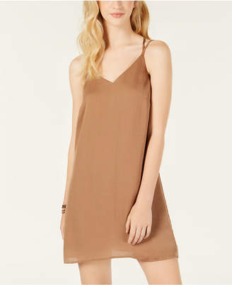 Material Girl Juniors' Strappy Shift Dress