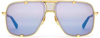 Dita Eyewear Mach-Five metal sunglasses