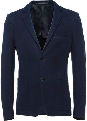 Prada Single-breasted fitted blazer