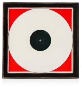 Crosley Radio Wood Vinyl Frame