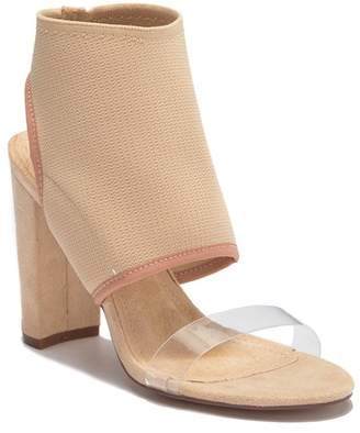 Cape Robbin Chic Block Heel Sandal