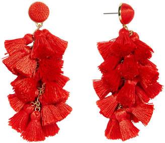 BaubleBar Tassel Cluster Drops Earrings 37007