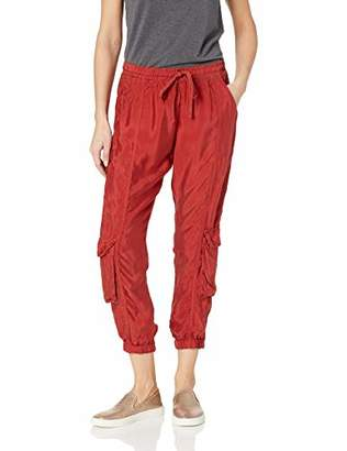 Pete & Greta by Johnny was Women's Pull on Jogger with Tie Waist