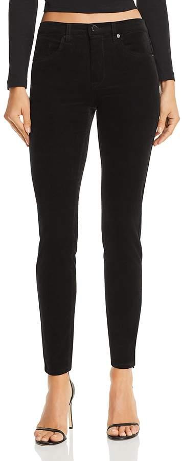 Blanknyc Corduroy Skinny Jeans in Smoke Out