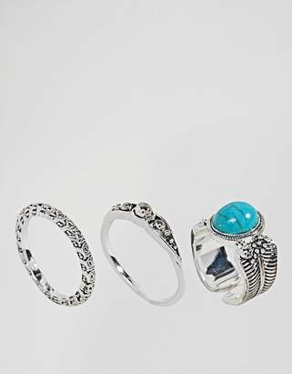 Pieces Ring Set