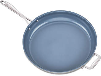 "Zwilling J.A. Henckels Zwilling Spirit Ceramic Stainless Steel Non-Stick 14"" Fry Pan"