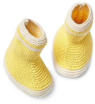 Gap Textured Knit Booties