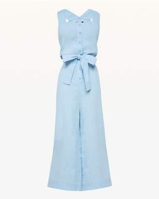 Juicy Couture Washed Linen Jumpsuit