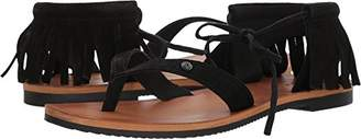 Volcom Women's All Access Gladiator Fashion Flat Sandal