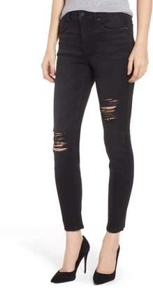 Vigoss Marley Ripped Skinny Jeans