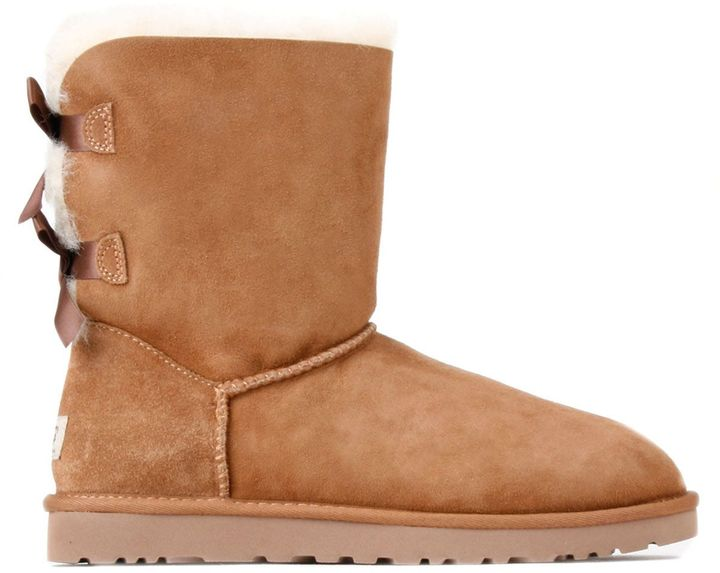 UGGUgg Woman Boots Chestnut