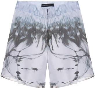 Maria Grachvogel Damar Prints Shorts