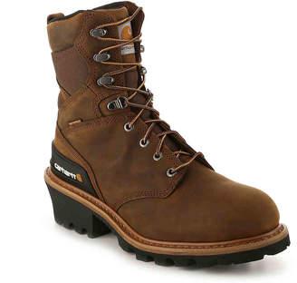 Carhartt Logger Insulated Composite Toe Work Boot - Men's
