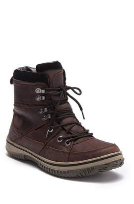 Pajar Great Fleece Lined Waterproof Leather Snow Boot