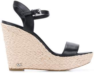 MICHAEL Michael Kors Jill wedge sandals
