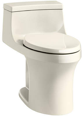 Kohler San Souci Comfort Height 1.28 GPF Elongated One-Piece Toilet