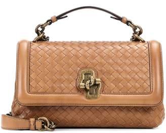 Bottega Veneta Olimpia Knot leather shoulder bag