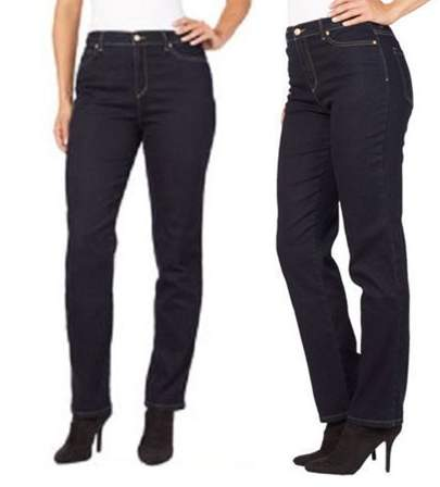YSJX Women Ladies' Stretch Denim Jeans Soft Skinny Stretchy Slim Pants