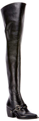 Chloé Rylee Over-The-Knee Buckle Boot