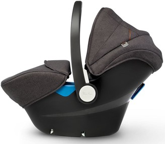 Silver Cross Wave 2019 Pushchair, Car seat & Base Bundle