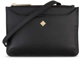 Jennifer Hamley England Ladies Luxury Leather Clutch / Cross Body / Wristlet