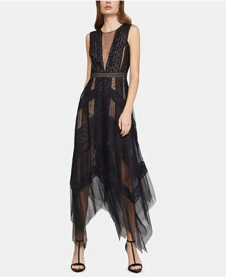 Bcbgmaxazria Black Lace Dresses Shopstyle