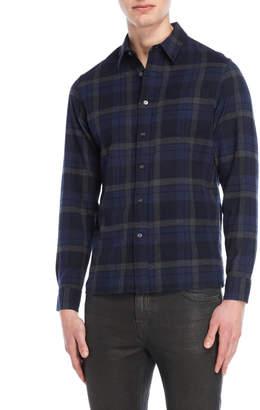 Slate & Stone Plaid Flannel Shirt