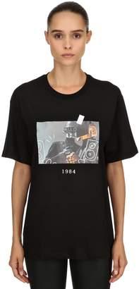 1984 Printed Cotton Jersey T-Shirt