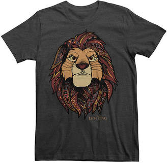Novelty T-Shirts Lion King Mufasa Graphic Tee
