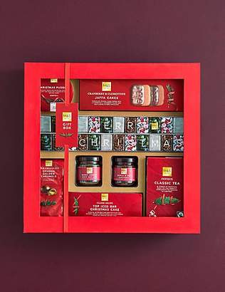Marks and Spencer Classic Christmas Gift Box