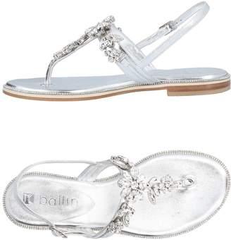 Ballin Toe strap sandals