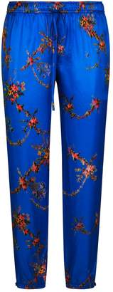 Preen Floral Tapered Pyjama Trousers