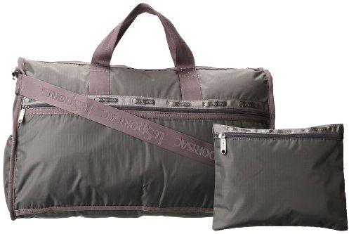 Le Sport Sac Large Weekend Duffle Handbag