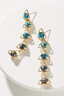 Lionette by Noa Sade Tel Aviv Swarovski Crystal Drop Earrings