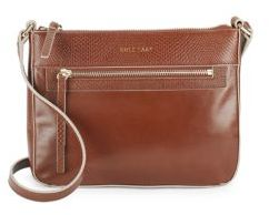 Cole Haan  Reese Leather Crossbody Bag