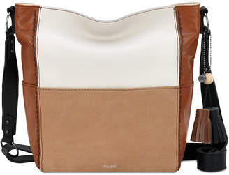The Sak Ferndale Bucket Leather Crossbody