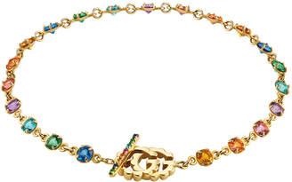 Gucci GG Running Chain Bracelet