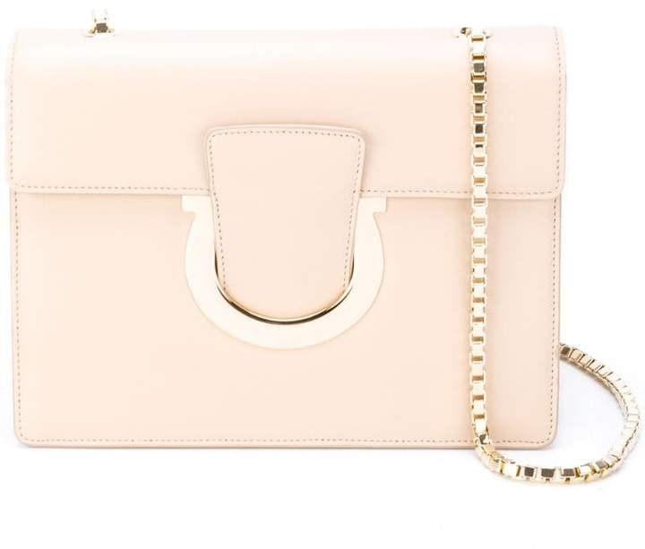 Salvatore Ferragamo Thalia clutch bag