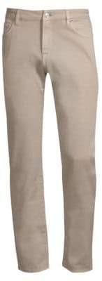 Pt01 Pantaloni Torino Tan Jazz Lux Stretch Denim Jean